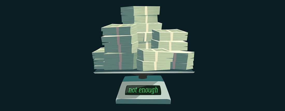 What is enough: Financial Independence